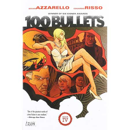 100 Bullets Book 4