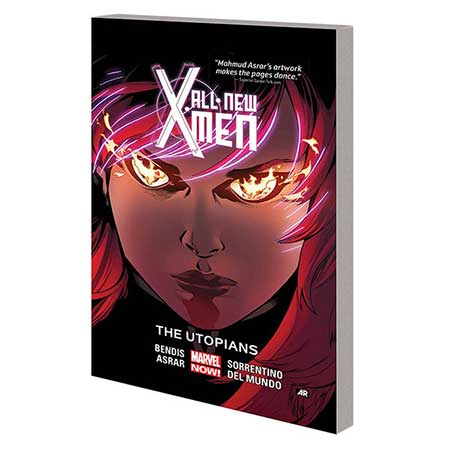 All New X-Men Vol 7 Utopians