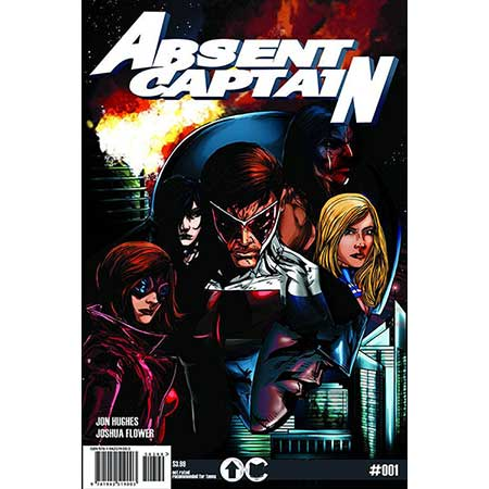 Absent Captain #1