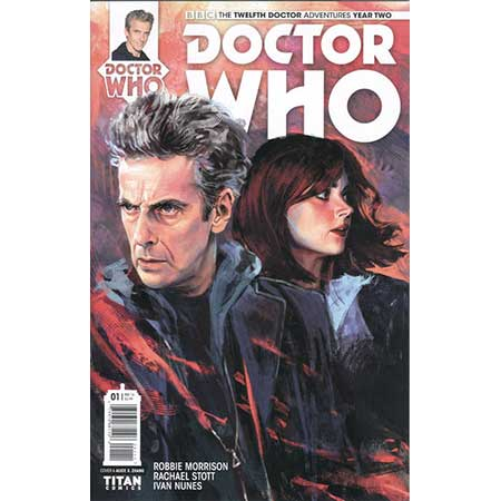 Doctor Who 12Th Year 2 #1