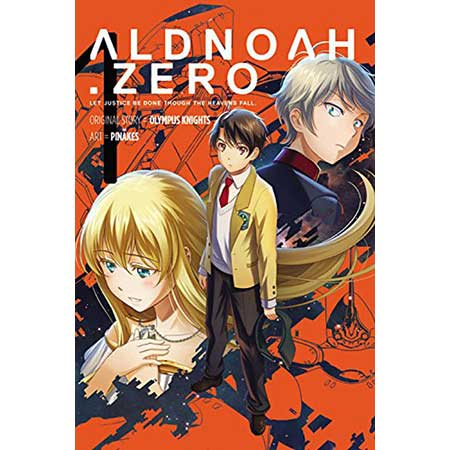 Aldnoah Zero Season One Vol 1