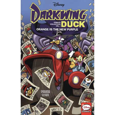 Disney Darkwing Duck Comics Collection Vol 1