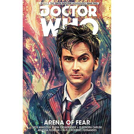 Doctor Who 10Th Vol 5 Arena Of Fear