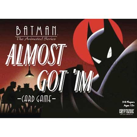 Batman The Animated Series: Almost Got I
