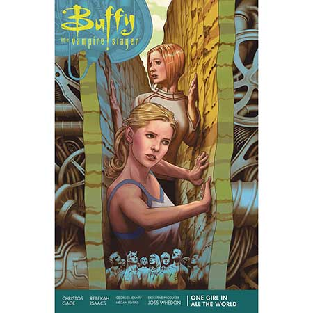 Buffy The Vampire Slayer Season 11 Vol 2 One Girl In All World