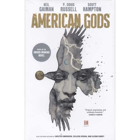 American Gods Vol 1 Shadows