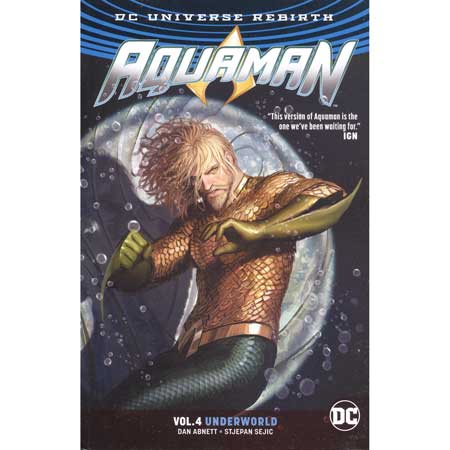 Aquaman Vol 4 Underworld