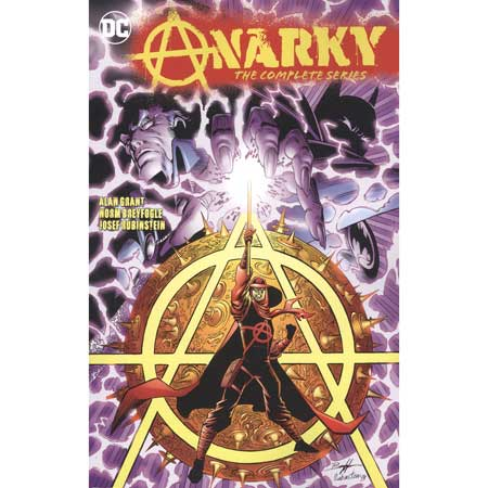 Anarky The Complete Collection