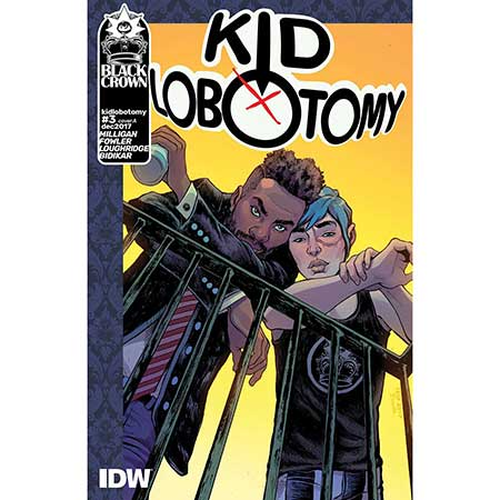 Kid Lobotomy #3