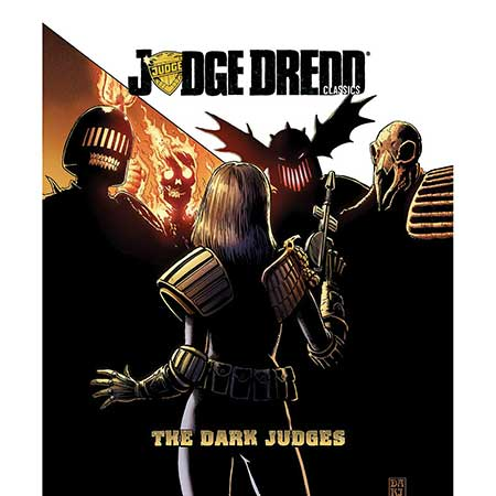 Judge Dredd Classics Dark Judges