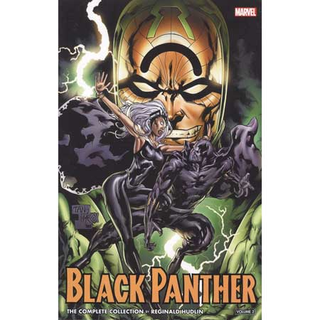 Black Panther By Hudlin Vol 2 Complete Collection