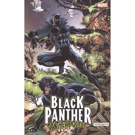 Black Panther Panthers Quest
