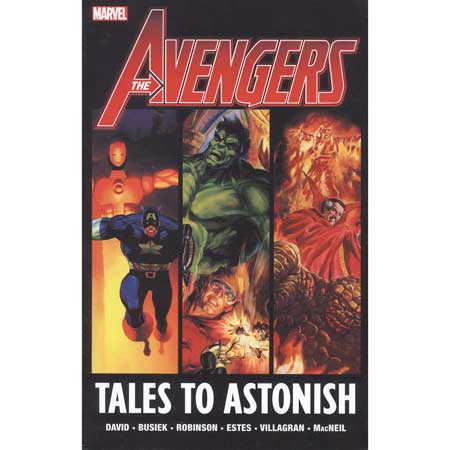 Avengers Tales To Astonish