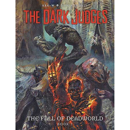 Dark Judges Fall Of Deadworld
