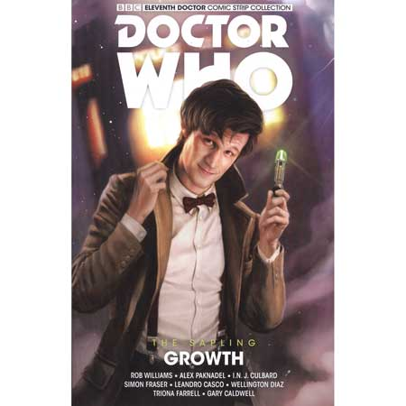 Doctor Who 11Th Sapling Vol 1 Growth