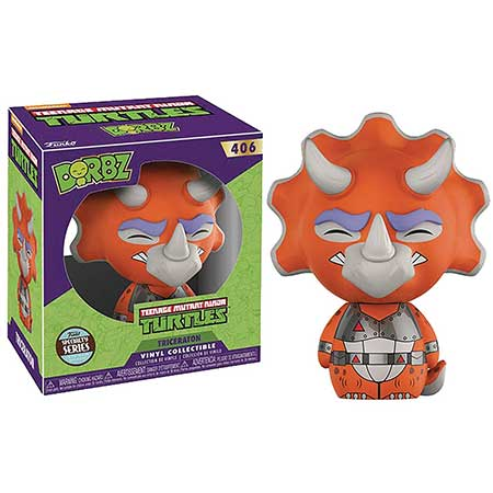 Dorbz Teenage Mutant Ninja Turtles Triceraton Specialty Series Vinyl Figure
