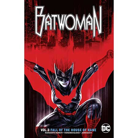 Batwoman Vol 3 Fall Of The House Of Kane