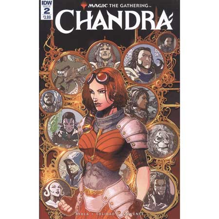 Magic The Gathering Chandra #2