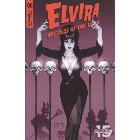 Elvira Mistress Of Dark #6