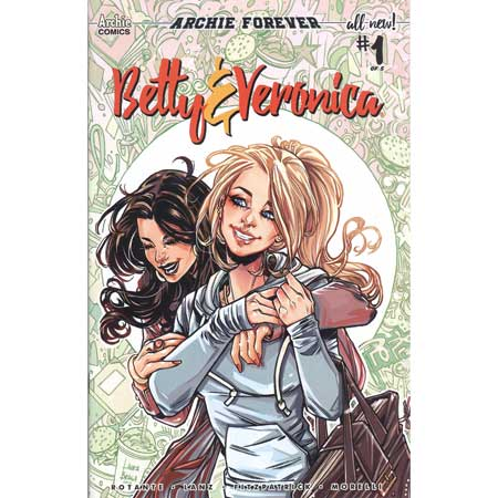 Betty & Veronica #1 Cover B Braga