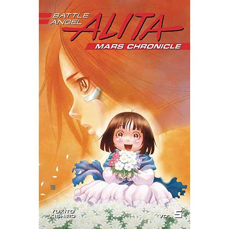 Battle Angel Alita Mars Chronicle Vol 5