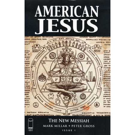 American Jesus The New Messiah #1 Cover B
