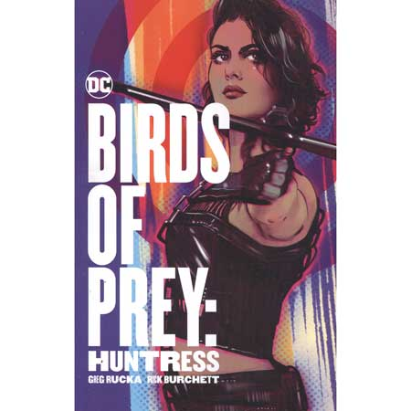 Birds Of Prey Huntress