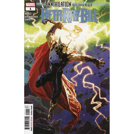 Annihilation Scourge Beta Ray Bill #1
