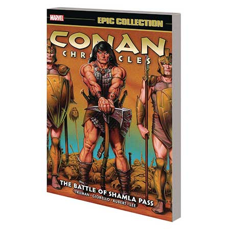Conan Chronicles Epic Collection Battle Shamla Pass