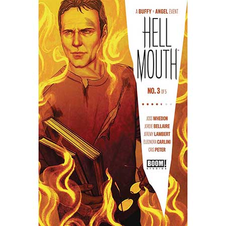 Buffy Vampire Slayer Angel Hellmouth #3