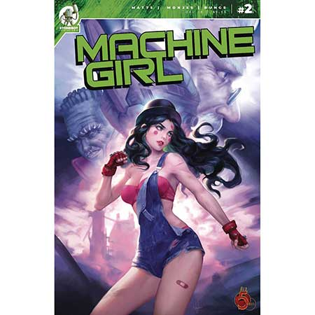 Machine Girl #2