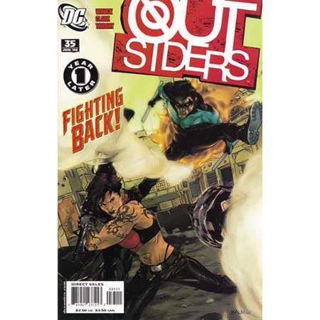 Outsiders #35