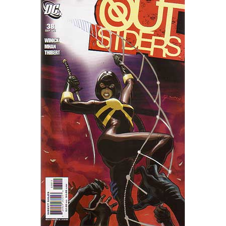 Outsiders #38