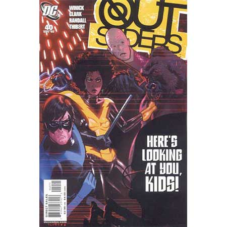 Outsiders #40