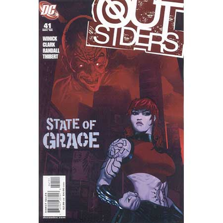 Outsiders #41