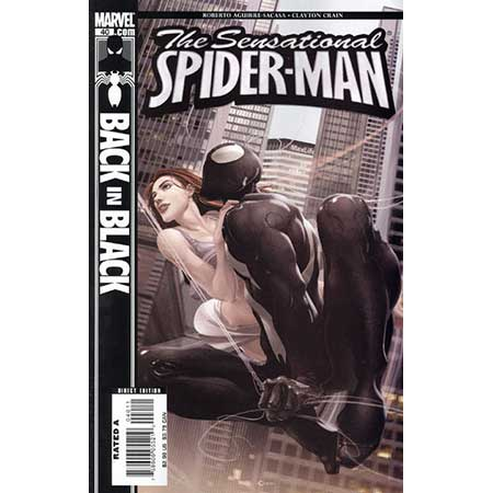 Sensational Spider-Man #40