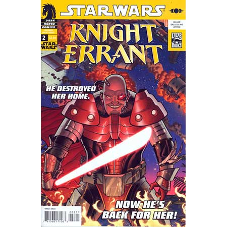 Star Wars Knight Errant Aflame #2
