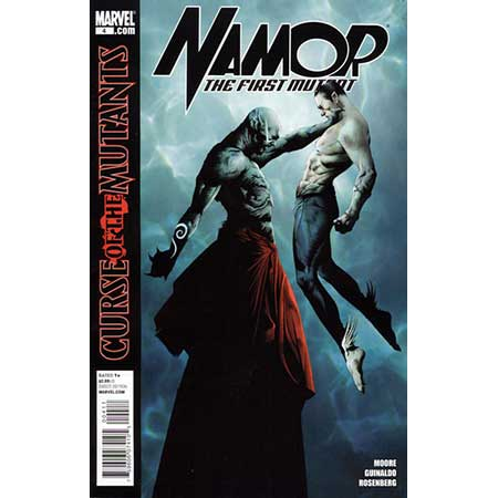 Namor First Mutant #4