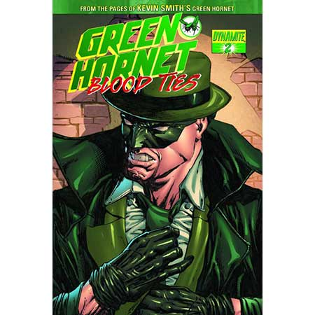 Green Hornet Blood Ties #2