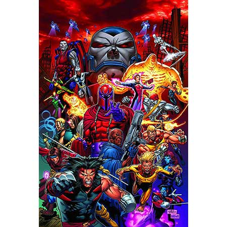 Age Of Apocalypse By Billy Tan Poster