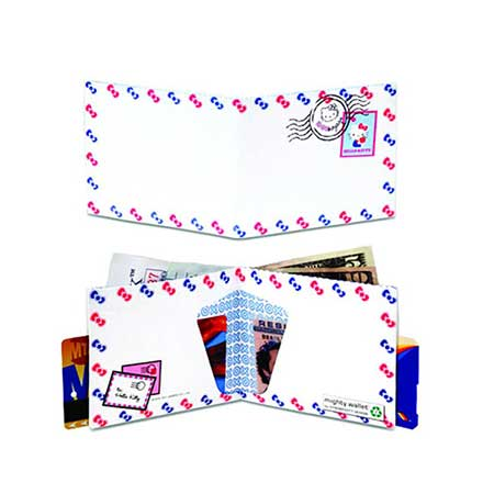 Hello Kitty Air Mail Mighty Wallet
