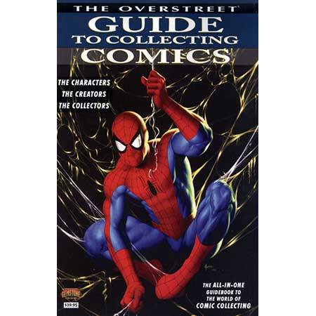 Overstreet Guide To Collecting Comics Vol 1 Jusko Cover