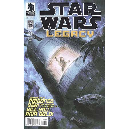 Star Wars Legacy II #9