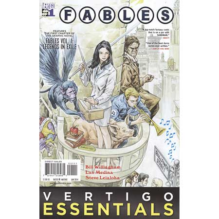 Vertigo Essentials Fables #1