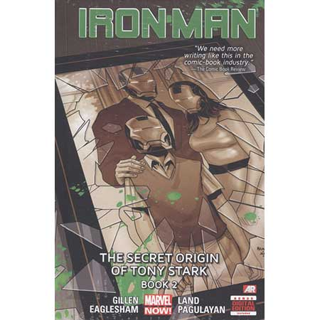 Iron Man Vol 3 Secret Origin Of Stark Book 2