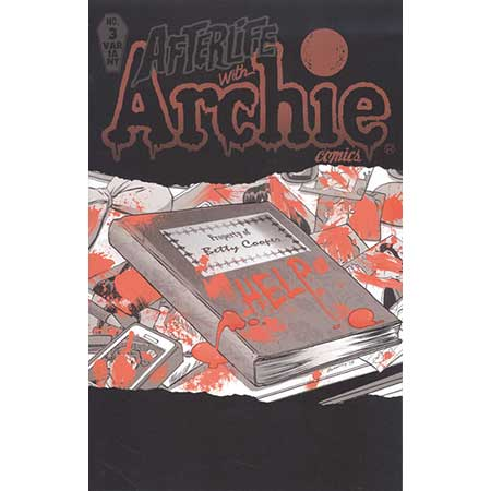 Afterlife With Archie #3 Tim Seeley Var Cover