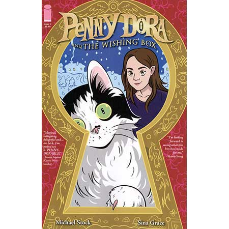 Penny Dora & The Wishing Box #1 Cover B Larson