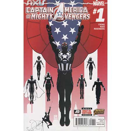 Captain America And Mighty Avengers #1