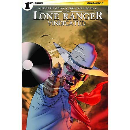 Lone Ranger Vindicated #1