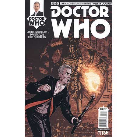 Doctor Who 12Th #3
